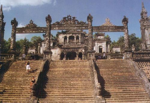 Imperial City, vietnam