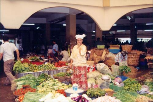 Kota Baru Market, Malaysia