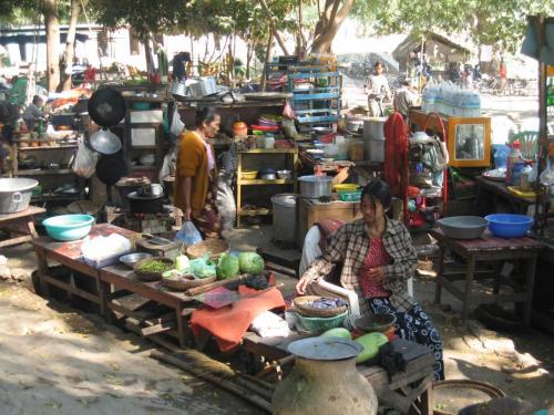 Outskirts, Mandalay