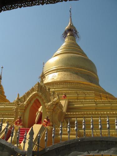 Shwedagon Pagoda temple, Yangon