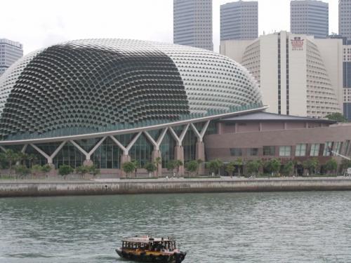Esplanade Theatre and Concert Hall, Singapore