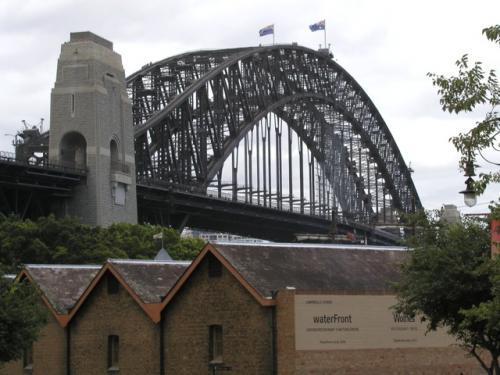 Sydney Harbour Climb