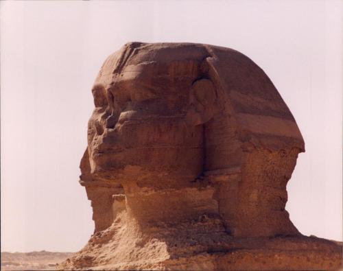 The Sphynx, Giza