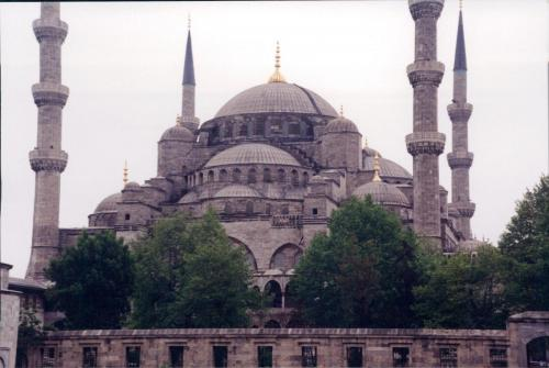 Blue-Mosque-in-Istanbul-Turkey