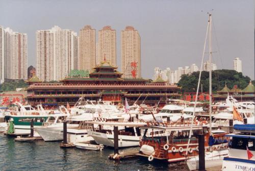Hong-Kong-marina