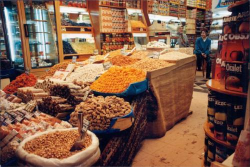 Spice-Market-in-Istanbul-Turkey